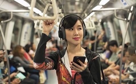 Doanh thu từ nhạc số của tập đoàn Tencent đạt khoảng 16,7 triệu USD/tháng.
