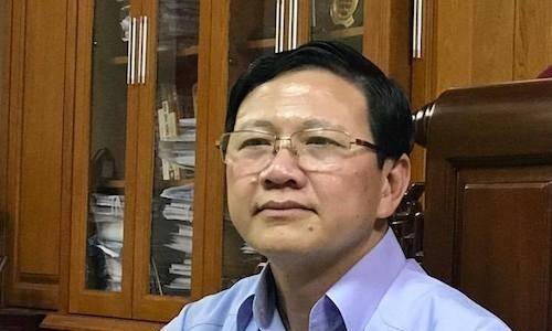 Giám đốc Sở Kế hoạch Yên Bái Vũ Xuân Sáng