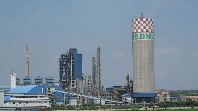 Dự án Nhà máy Đạm Ninh Bình