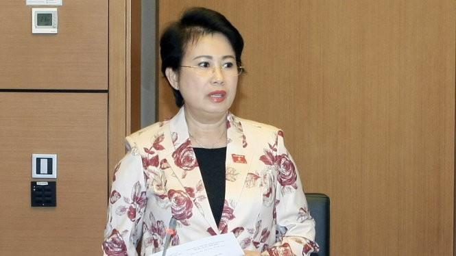 Bà Phan Thị Mỹ Thanh - Ảnh: Phạm Kiên