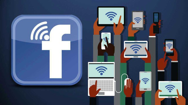 Facebook cho tìm các điểm phát mạng Wi-Fi (hotspot) xung quanh - Ảnh: Naijaknowhow.com
