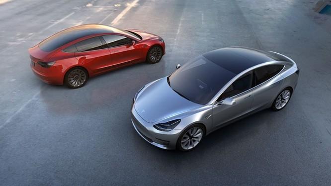 Tesla Model 3 phiên bản thương mại