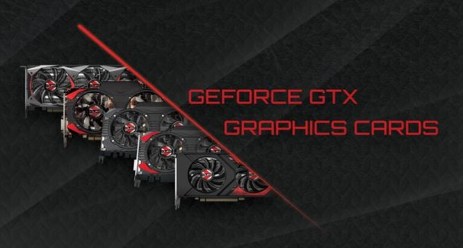 Card đồ họa Nvidia GeForce GTX 10 Series