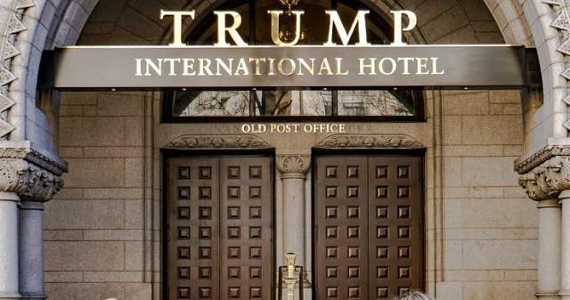 Khách sạn của Donald Trump