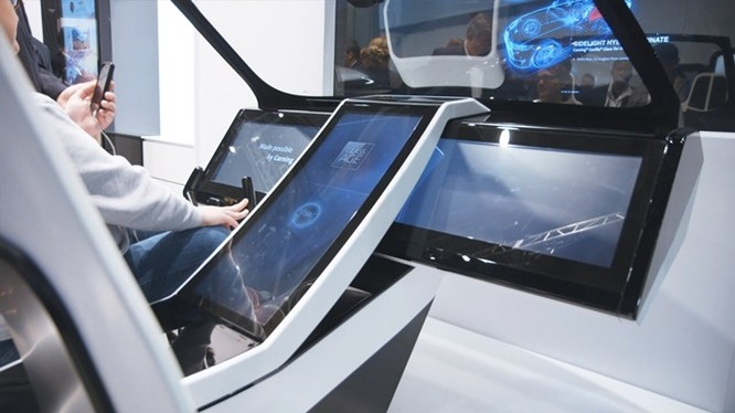 Connected Concept Car