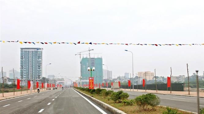 Đường Lê Văn Lương kéo dài là một dự án BT của Hà Nội