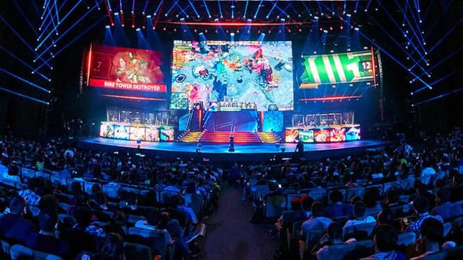 Dota 2 một lần nữa trở thành game esport có tiền thưởng cao nhất lịch sử (ảnh: Thenextweb)