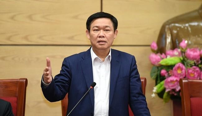 Phó Thủ tướng Vương Đình Huệ yêu cầu thanh tra 12 dự án thua lỗ của Bộ Công thương.
