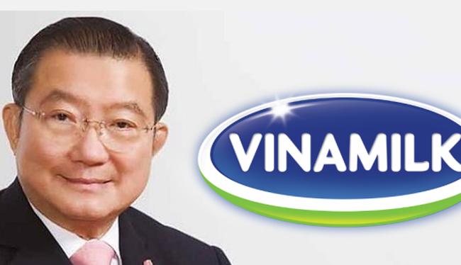 Tỷ phú Thái Lan Charoen Sirivadhanabhakdi sẽ nhận được 460 tỷ đồng từ cổ tức của VinaMilk