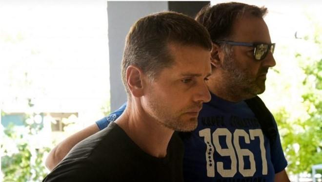 Alexender Vinnik - quản trị viên sàn giao dịch Bitcoin BTC-E - đã bị bắt vì bị tình nghi rửa tiền với tổng giá trị lên đến 4 tỷ USD. Ảnh:Reuters.
