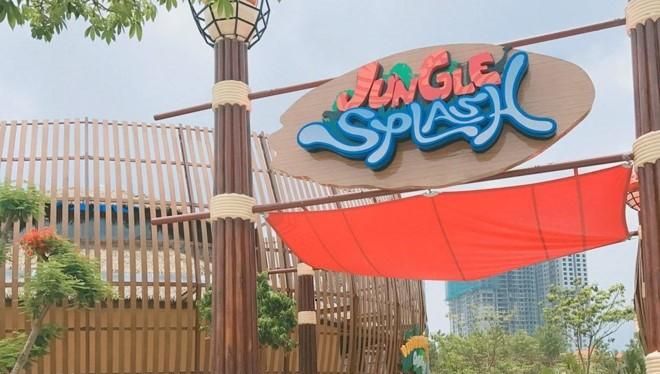 Vườn thú Safari vừa khai trương ở Hà Nội. Nguồn Internet.