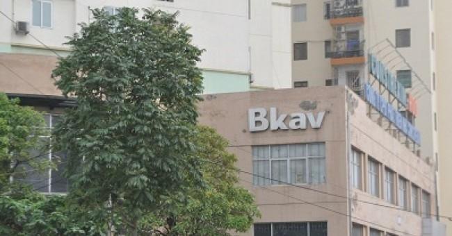Trụ sở BKAV.