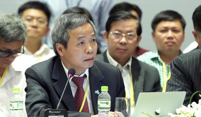 Ông Nguyễn Trung Chính - Tổng Giám đốc Tập đoàn Công nghệ CMC. Nguồn: VTV