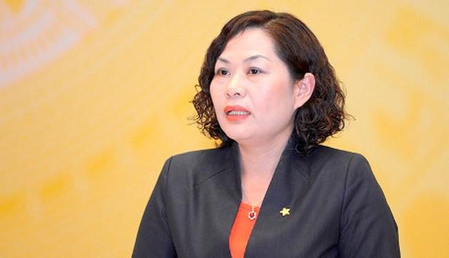 Bà Nguyễn Thị Hồng, Phó Thống đốc NHNN. Ảnh: Tri thức trẻ
