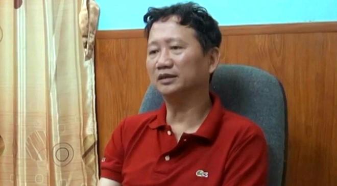 Trịnh Xuân Thanh nói về việc ra đầu thú hôm 31/7.