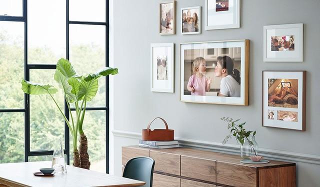 The Frame – TV Khung Tranh được xem như một sản phẩm mang tính cách mạng, giúp không gian sống trở nên đậm chất nghệ thuật hơn