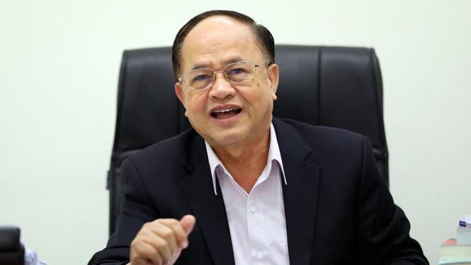 Ông Trần Văn Tĩnh - Ảnh: HỮU KHOA
