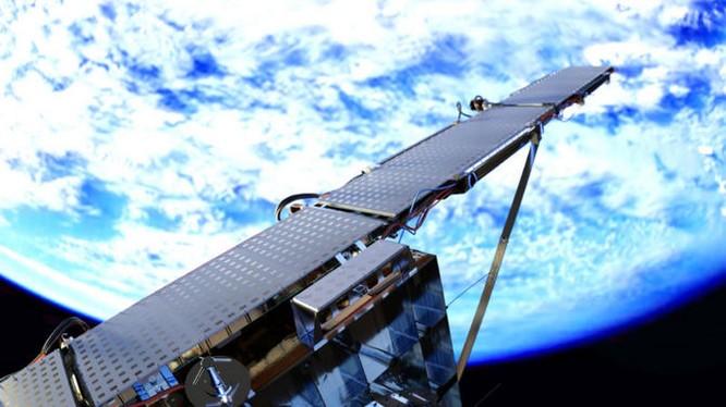 Hình ảnh render vệ tinh SAR của ICEYE sẽ được phóng vào không gian