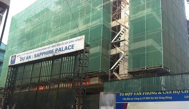 Dự án Sapphire Palace
