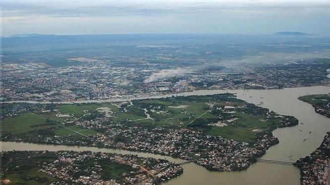 Một khúc sông Đồng Nai. Nguồn MyTour