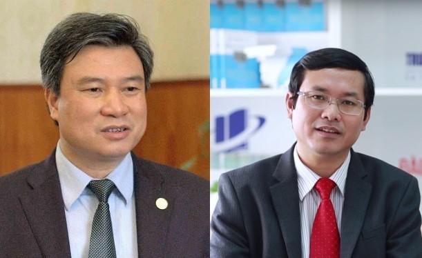 Ông Nguyễn Hữu Độ và ông Nguyễn Văn Phúc