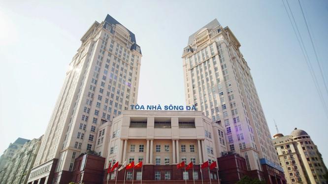 Tòa nhà Sông Đà. Ảnh: Tập đoàn Sông Đà