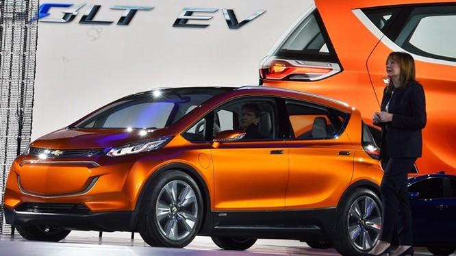 Xe điện là một mảng kinh doanh lâu dài của GM. Công ty cũng cam kết các vấn đề liên quan đến an toàn khí thải cho môi trường.