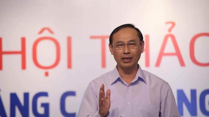 Ông Lê Đình Thọ. Nguồn Dân trí