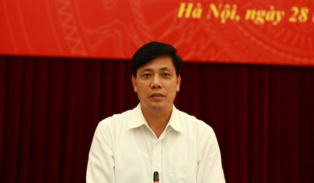 Thứ trưởng Nguyễn Ngọc Đông được ủy quyền xử lý công việc cảu Bộ trưởng Giao thông vận tải
