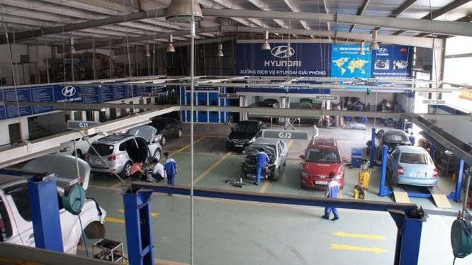 Hyundai Giải Phóng. Ảnh oto3s