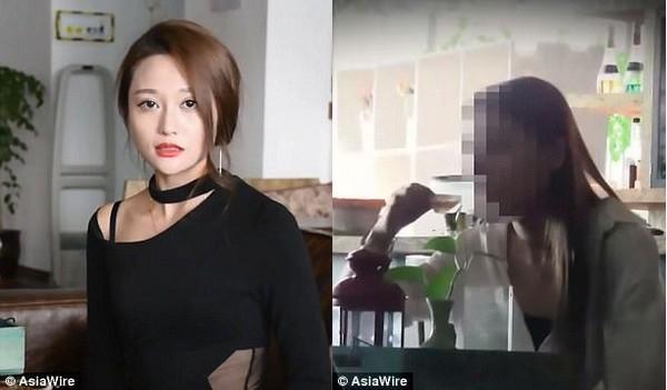 Nana HenYing (trái) và Xiao Chen (phải)