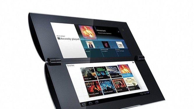 Sony Tablet P.