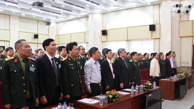 Toàn cảnh Đại hội Hội cựu chiến binh Bộ TT&TT khóa II nhiệm kỳ 2017-2022. NGuồn: Bộ TT&TT
