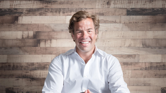 Ông Brooks Entwistle, Tổng Giám Đốc Kinh doanh Uber châu Á - Thái Bình Dương. Ảnh: Uber.