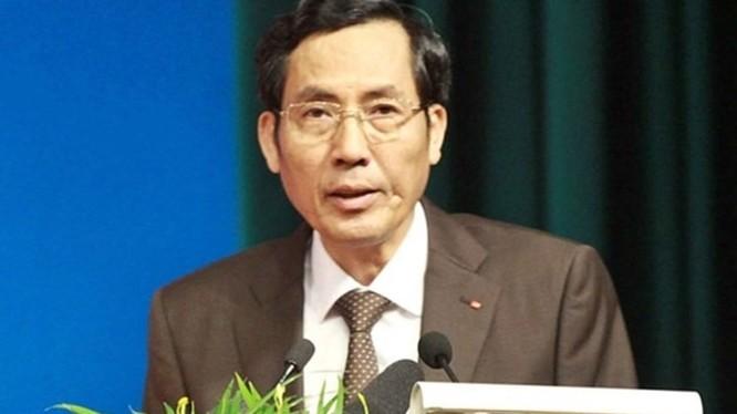 Tân Phó ban Tuyên giáo Trung ương Thuận Hữu. Nguồn: Lao động
