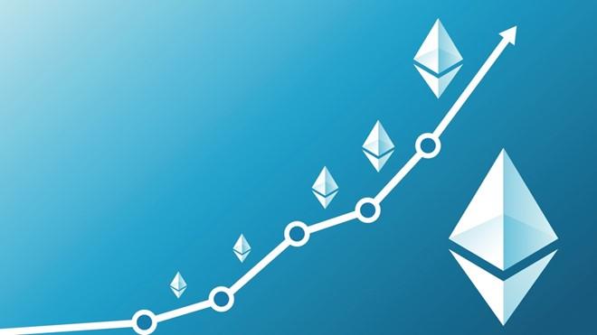 Ethereum đã tăng giá hơn 8.500% từ đầu năm nay.