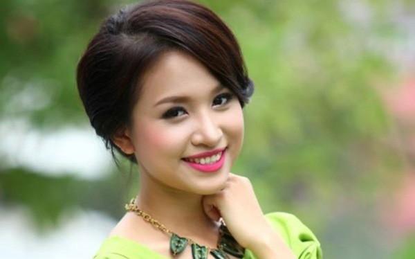 nữ diễn viên - MC Vân Hugo. Nguồn: Chieucao.net