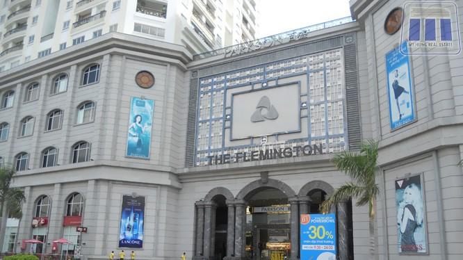 Trung tâm mua sắm Parson Flemington tại TP. HCM vừa đóng cửa.