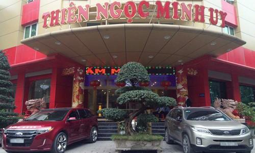 Thiên Ngọc Minh Uy từng bị phạt 170 triệu đồng vì bán hàng lậu
