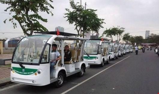 Quảng Nam, Kiên Giang được thí điểm xe điện 4 bánh phục vụ khách du lịch