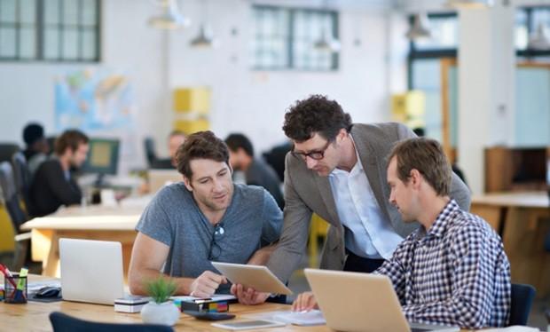 Tái cấu trúc công ty theo mô hình... startup