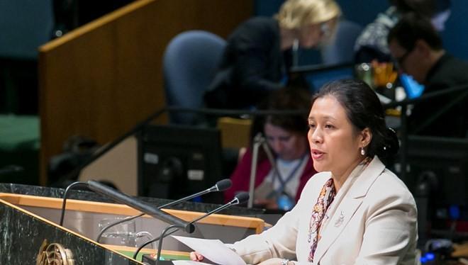 Đại sứ Nguyễn Phương Nga