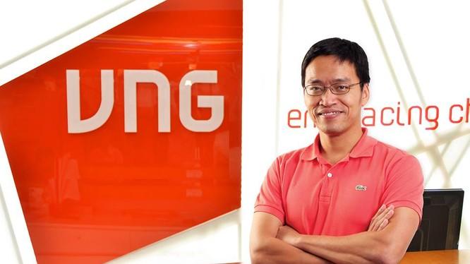 Ông Lê Hồng Minh - Chủ tịch Hội đồng quản trị kiêm Tổng giám đốc VNG