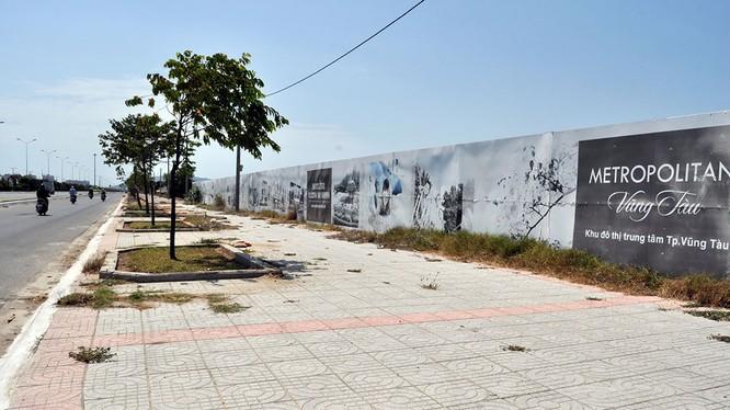 Một góc của dự án Metropolitan do Công ty An Khang làm chủ đầu tư - nơi xảy ra các sai phạm