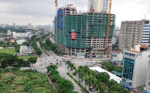 Nguồn cung nhà ở Hà Nội đang khá dồi dào do các chủ đầu tư liên tiếp ra hàng.