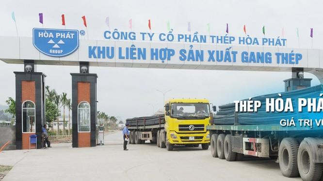 Hòa Phát sẽ chia cổ tức năm 2015 với tỷ lệ 30%