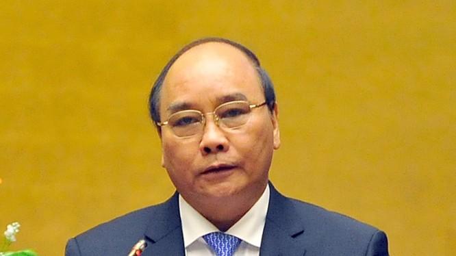 Ông Nguyễn Xuân Phúc, Thủ tướng Chính phủ nhiệm kỳ 2016-2021