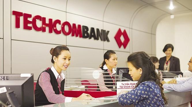 Nửa đầu năm 2016, Techcombank ghi nhận lợi nhuận trước thuế đạt 1.587 tỷ đồng