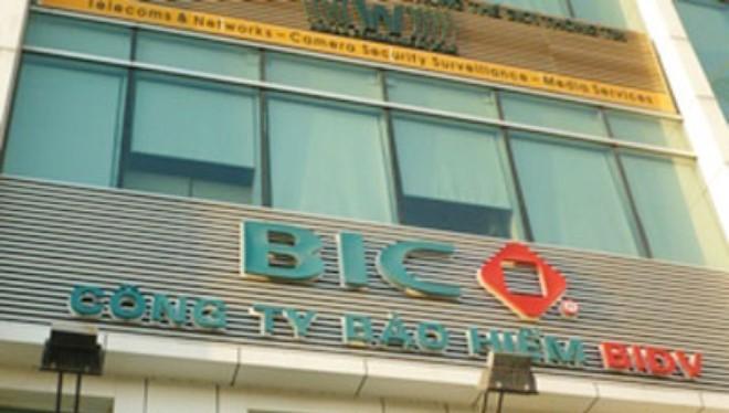 Bảo hiểm BIDV (BIC) có Tân chủ tịch HĐQT