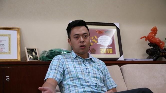 Ông Vũ Quang Hải